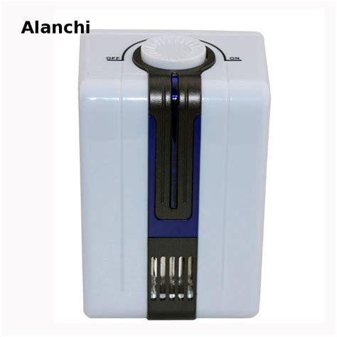 1pc ionizer air purifier for home negative ion generator 9 million ac220v remove formaldehyde