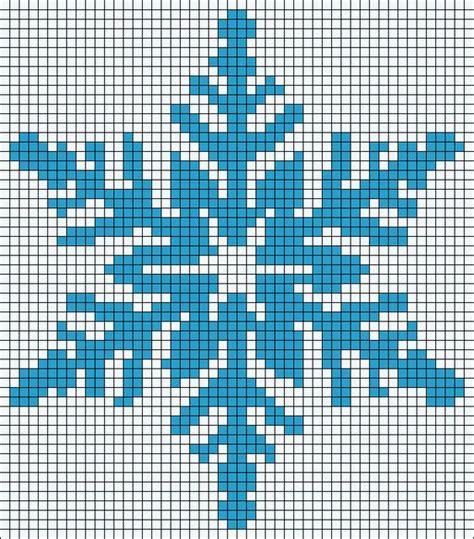 snowflake bead pattern pinterest the world s catalog of ideas