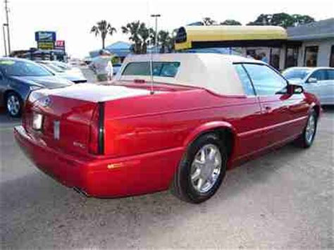2000 cadillac eldorado convertible for sale find used 2000 cadillac eldorado touring convertible coach