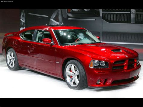 Dodge Charger SRT8 (2006) picture #11, 1600x1200