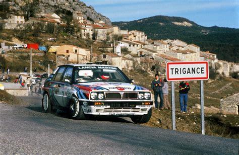 Lancia Delta Integrale Rally Mad 4 Wheels 1990 Lancia Delta Hf Integrale 16v Rally