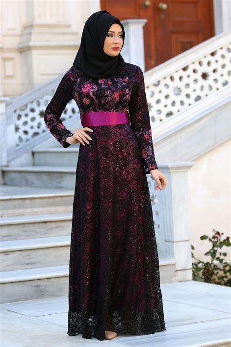 Gaun Muslim Terbaru gaun brokat terbaru gaun brokat terbaru 93 model gaun