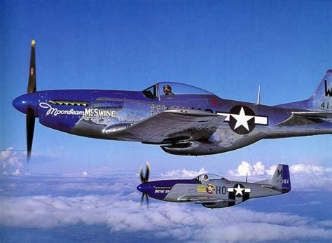 mustang fighter plane p 51 mustang ww2 fighter plane