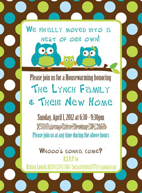 housewarming party invitation wording template best