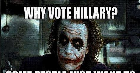 Voting Matters Essay by Why Some Will Vote For No Matter What Meme