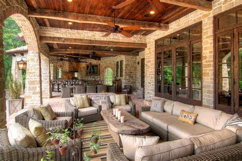 Rustic Charm Home Decor by Outdoor Living Space