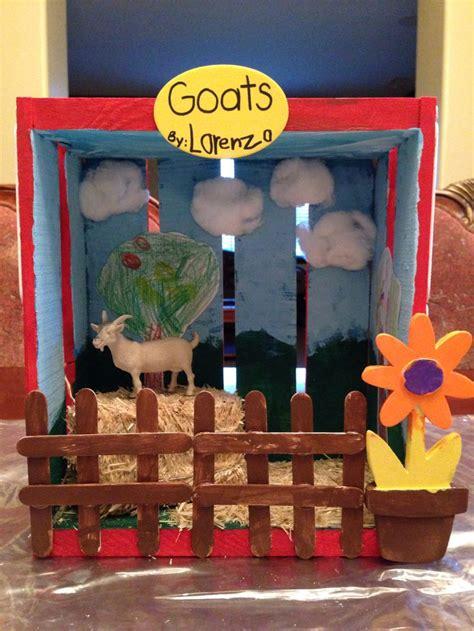 goat   farm kindergarten project kindergarten