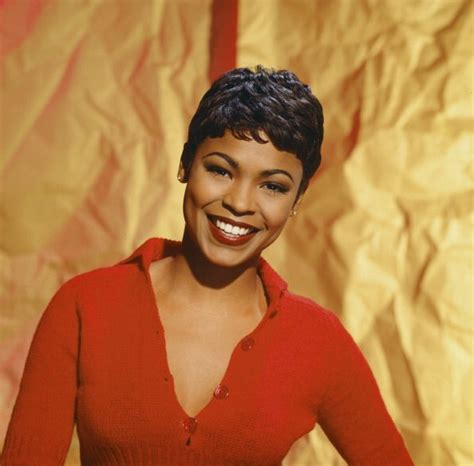 how to style hair like nia long nia long s short hair pixie cut pinterest long