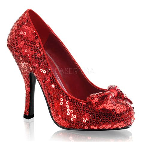 dorothy shoes for sequin ruby slippers wizard of oz dorothy costume