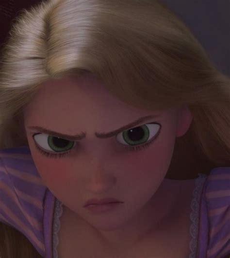 imagenes de rapunzel triste lista princesas de disney enojadas