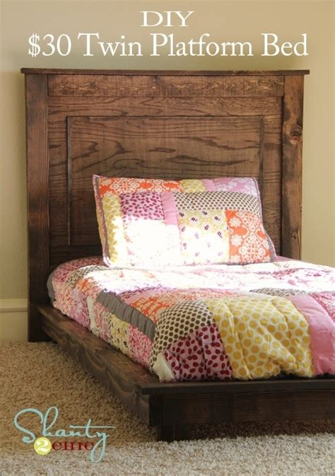 diy headboard for twin bed diy bed my house my homemy house my home