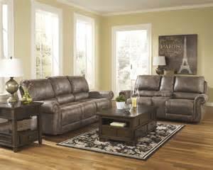 oberson gunsmoke upholstered reclining sofa and