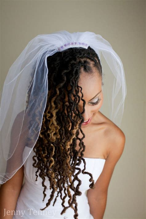 Wedding Hairstyles Dreadlocks by Hairdos For Your Quot I Dos Quot Sheblogs