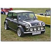 1993 Rover Mini Cooper 13i Front  From