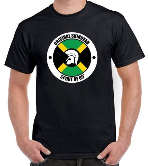 Tshirt Trojan 4 original skinhead spirit of 69 t shirt trojan records
