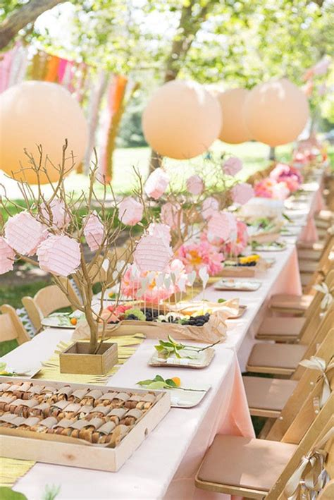 16 bright bridal shower ideas brit co