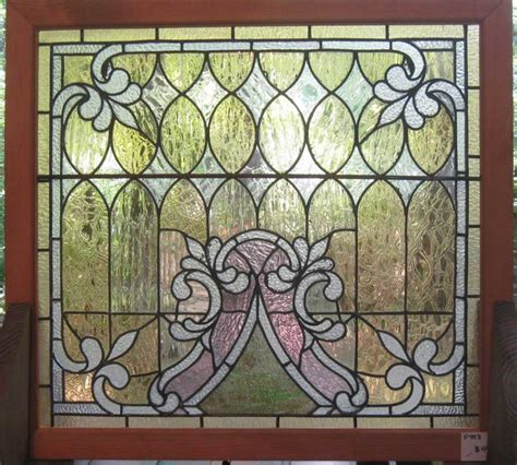 Antique Stained Glass Door Interior Comely Furniture For Home Interior Decoration Using Style Light Green Antique
