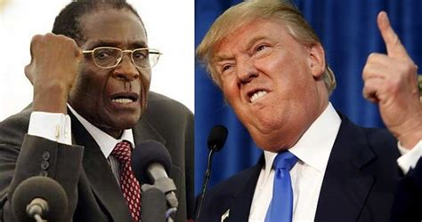 donald trump zimbabwe donald trump vows to start by dealing with troublesome