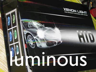 Lu Hid Untuk Mobil jual lu hid luminous untuk mobil made in taiwan raine s unique