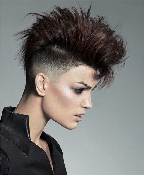 cool hood haircuts 812 best images about mohawk for the woman on pinterest