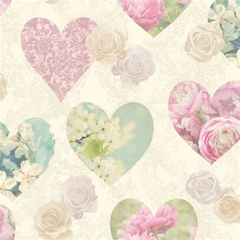 heart bedroom wallpaper heart themed wallpaper girls bedroom pink various designs