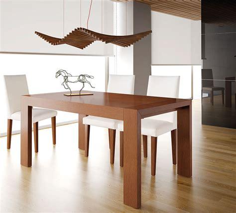 mesas de comedor modernas mesa de comedor impacto muebles zhar