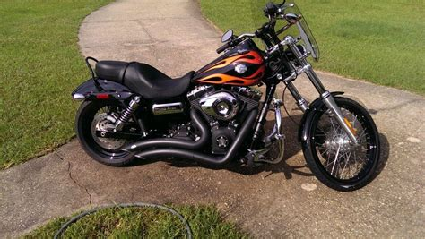 wide motorcycle all new used harley davidson 174 dyna wide glide 174 505