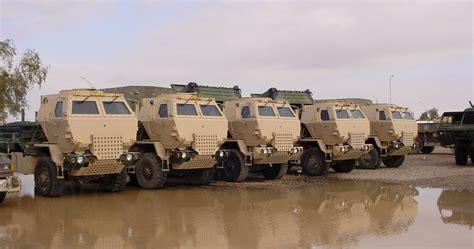 bae systems fmtv build fmtv low signature armored cab lsac