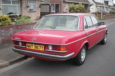 mercedes heep w123 280e it should been a bargain but it was just