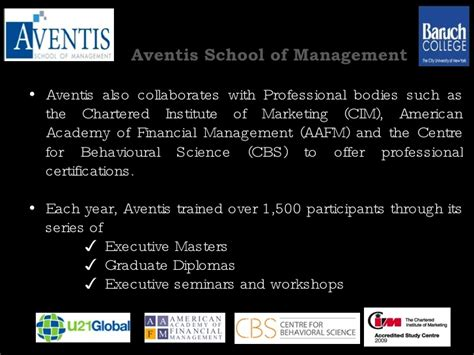 Aventis School Of Management Mba by Capturing Talents Using The Ancient Of War Strategies