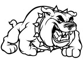 bulldog coloring pages to and print for free