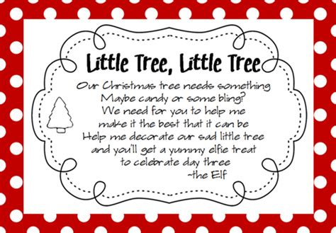 the little christmas tree poem the diary of a teachaholic the tw days of revisited