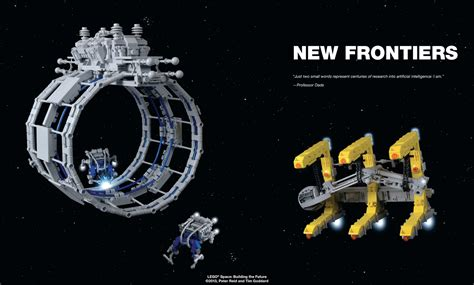 explore create my in pursuit of new frontiers worlds and the creative spark books lego space no starch press