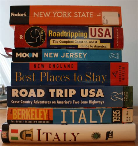 a tour of books advantages and disadvantages of travel books