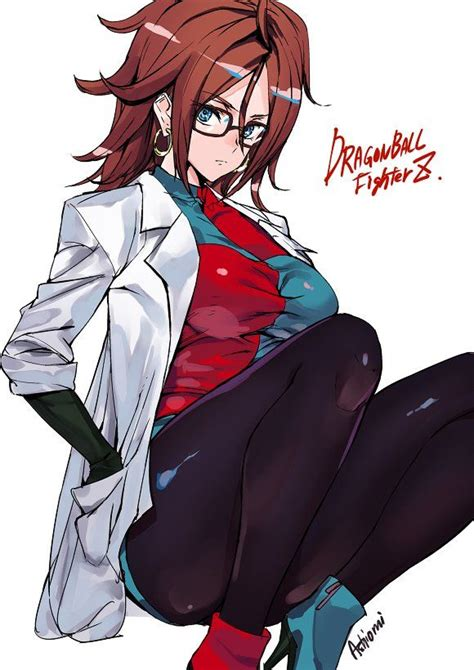 Will Android 21 Be In The Anime by 148 Best Android 21 Images On