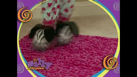 slippeez slippers silly slippeez tv commercial for slippers that pop to
