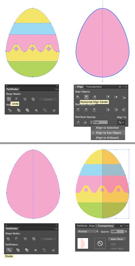 design icons in illustrator how to create flat design easter icons in adobe