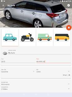 best car maintenancegas mileage app wp7 myfuellog2 car maintenance gas log apk