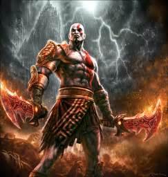 Gods Of War by God Of War 3 Kratos Vs Helios Images