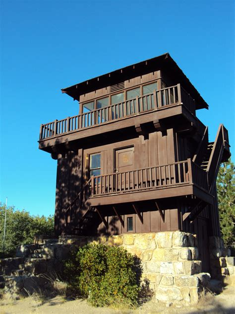 fire lookout tower plans fire lookout towers google search fire lookout towers