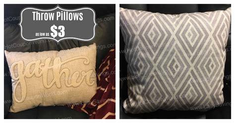 pillow deals clearance deals throw pillows as low as 3 00 walmart