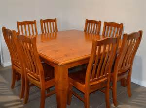 solid timber dining table solid timber dining table with 8 chairs aud 120 00