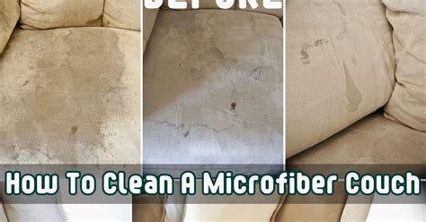 diy couch cleaner how to clean a microfiber couch diy craft projects