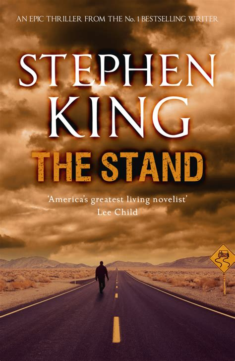 the stand the stand the book of writing