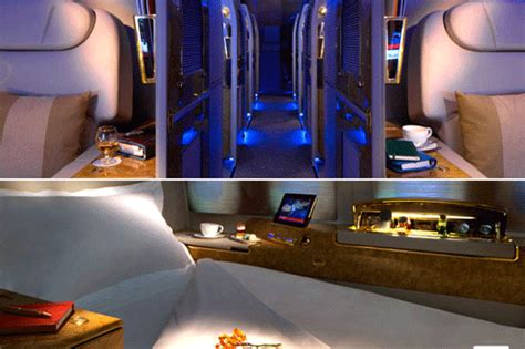 emirates private jet inside the emirates private jet indiatimes com