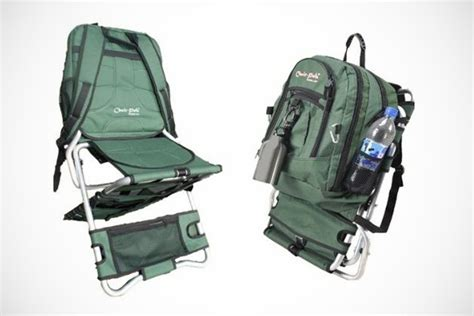 Back Pack Chair chair pak the backpack chair bonjourlife
