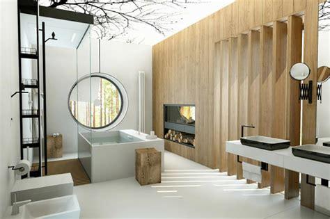 Masculine Home Decor by Salle De Bain De Luxe Chic Et Originale Design Feria