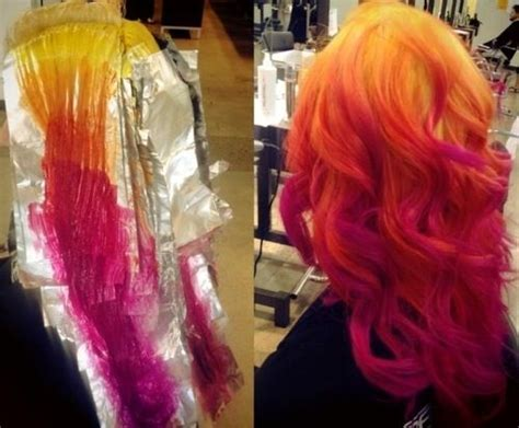 Best The Shelf Hair Dye by Quot I Had A With Hair Like This Quot Other Pinner Quot I