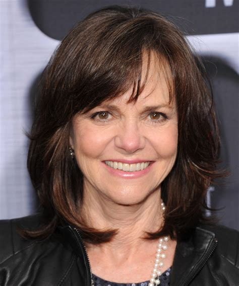 Sally Field Hairstyles in 2018