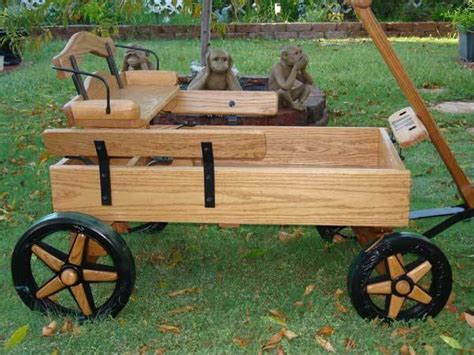 build diy childs wooden wagon plans  plans wooden